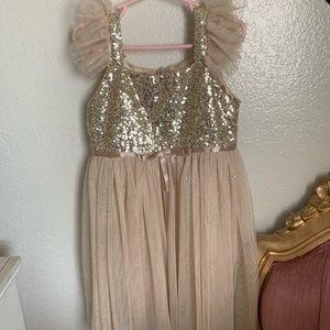 Popatu tulle dress size 5